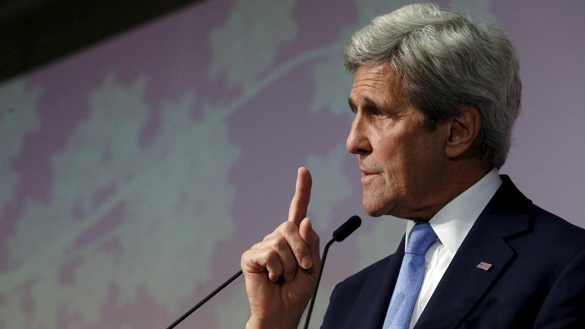 Secretary of State John Kerry, writing the preface to his department's annual human rights report, said attacks on democratic values point to a 'global governance crisis'. (Reuters)
