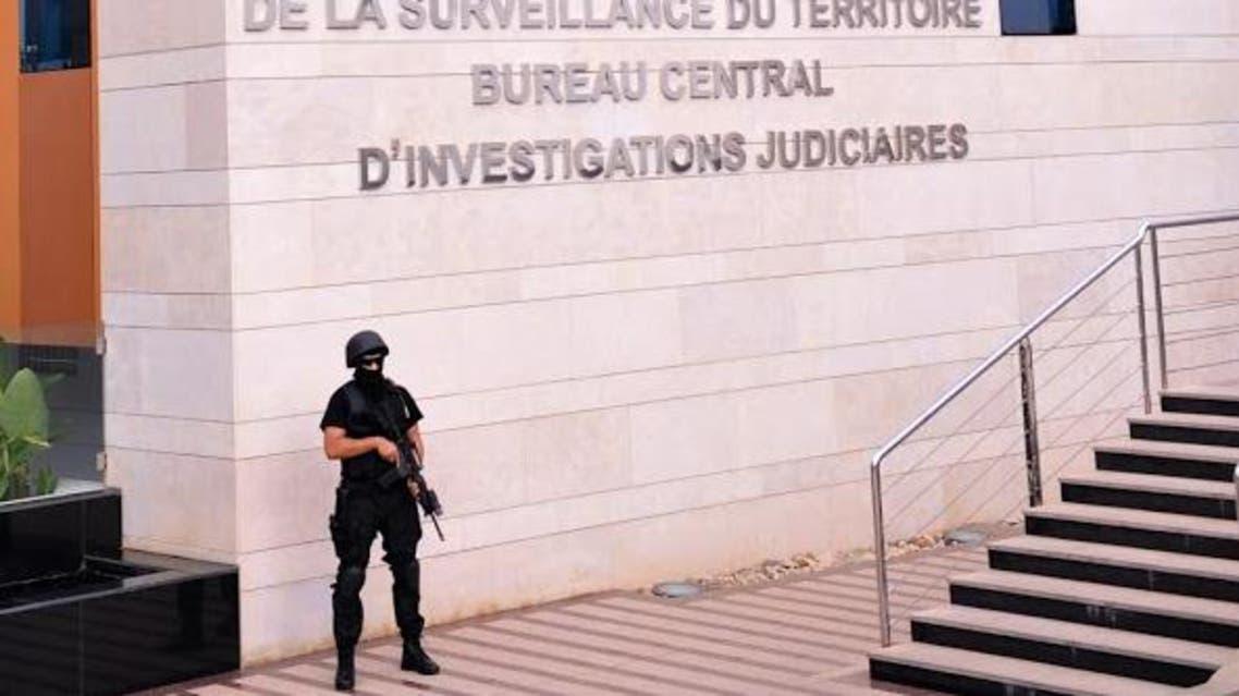 عنصر أمني من مكتب محاربة  الإرهاب في المغرب