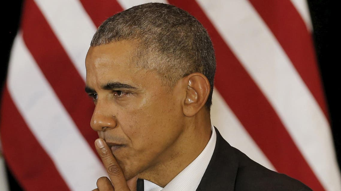 Obama said the United States would do what it could to help advance UN-led peace talks in Geneva on Syria's political future. (Reuters)