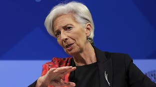 لاغارد: البنوك المركزية لديها سيولة كبيرة جاهزة للضخ