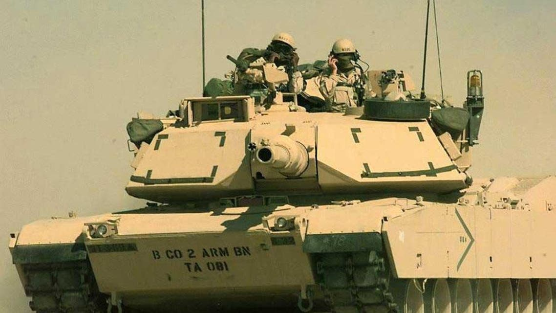 دبابة أبرامز 1