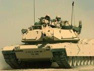 """""""الوحش"""" دبابة تحقق انتصارات ضد المتطرفين في العراق"""