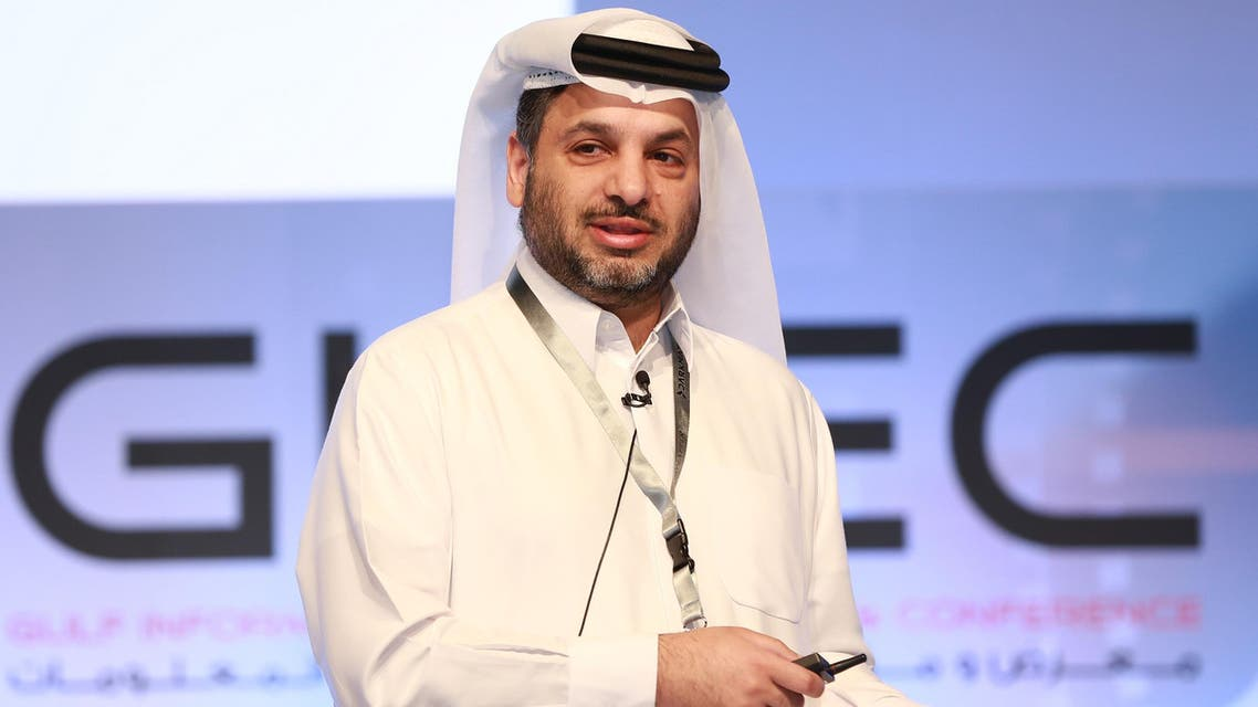Faisal al-Bannai, founder of Axiom Telecom and CEO of Darkmatter. (Darkmatter)