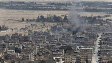 روسيا تقترح رعاية مصرية لهدنة حمص بدلاً من تركيا