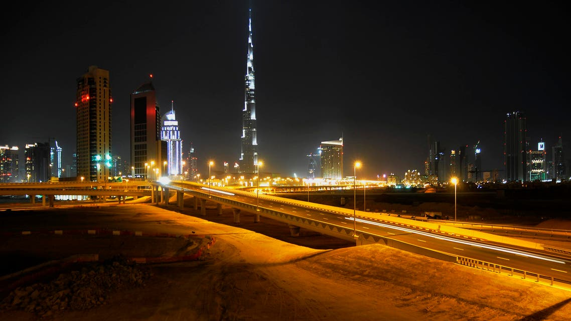 The tallest building in the world, Burj Khalifa, is seen in Dubai. (File photo Reuters)