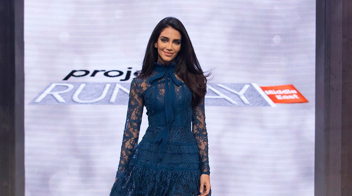Lebanese-Australian model Jessica Kahawaty is set to present the show. (MBC)