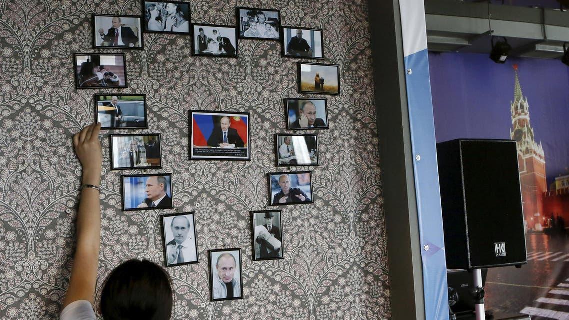 كراسنويارسك (روسيا) - رويترز