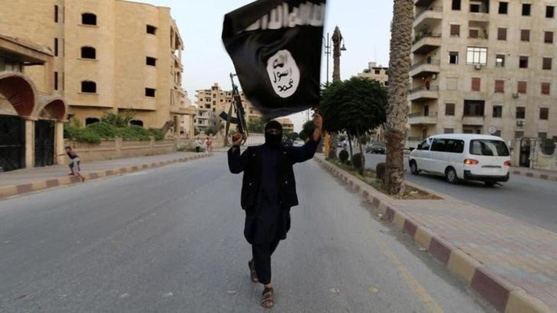 """""""داعش"""" في ريف حلب (أرشيفية) داعش سوريا"""
