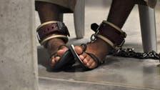 Nine Yemeni Guantanamo prisoners arrive in Saudi Arabia