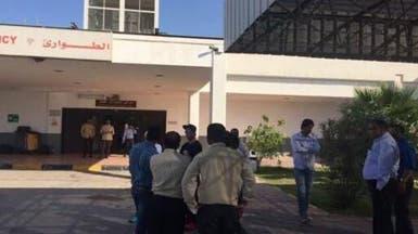 السعودية.. وفاة 12 عاملاً في حريق مصنع بالجبيل الصناعية