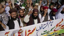 Pakistani religious group demands execution of blasphemers