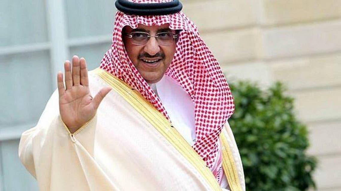 ولي العهد الأمير محمد بن نايف