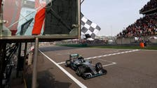 Rosberg wins wild Chinese GP for sixth straight F1 victory