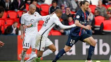 Zlatan Ibrahimovic leads PSG thrashing of Caen