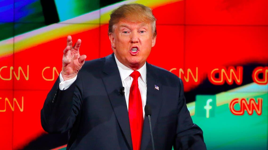Donald Trump reuters