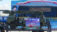 بالصور.. إيران تستعرض أسلحتها الروسية بعرض عسكري