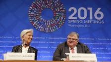 IMF members urge 'growth-friendly' spending, new lending tools