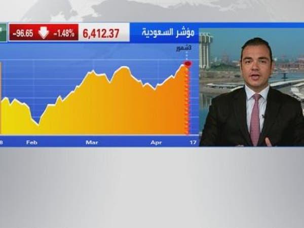 النفط يفاقم خسائر مؤشر سوق السعودية بـ1.5% لـ6412 نقطة