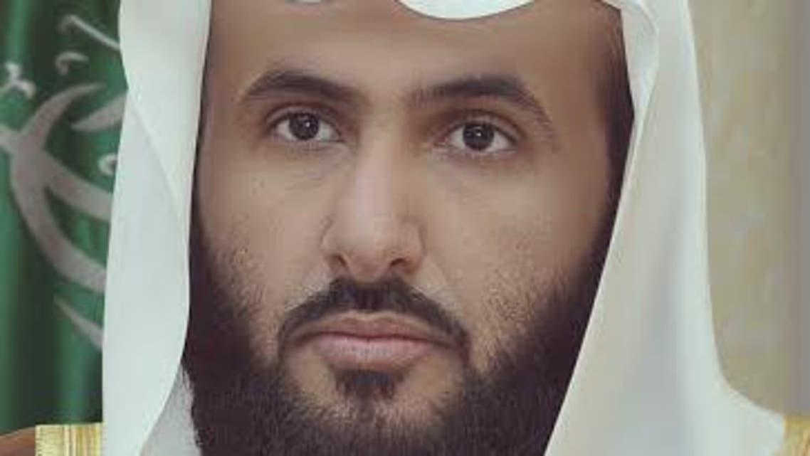وزير العدل السعودي وليد الصمعاني