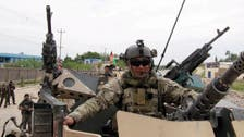 Heavy fighting continues in Afghan city Kunduz