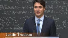 Watch: Canada's Trudeau shows geek side in video gone viral