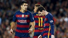 Barca slump to fourth defeat in five, Atletico joint top