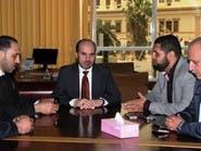 المجلس الرئاسي لحكومة الوفاق يتسلم مقار وزارية بطرابلس