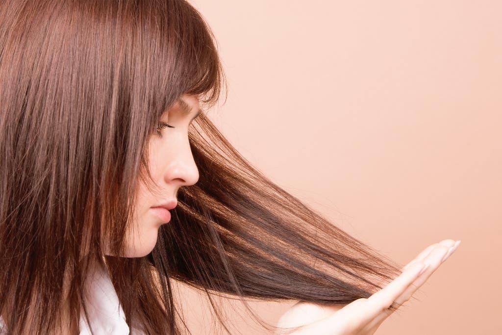 الشعر المتقصف مشكلة تواجه المرأة
