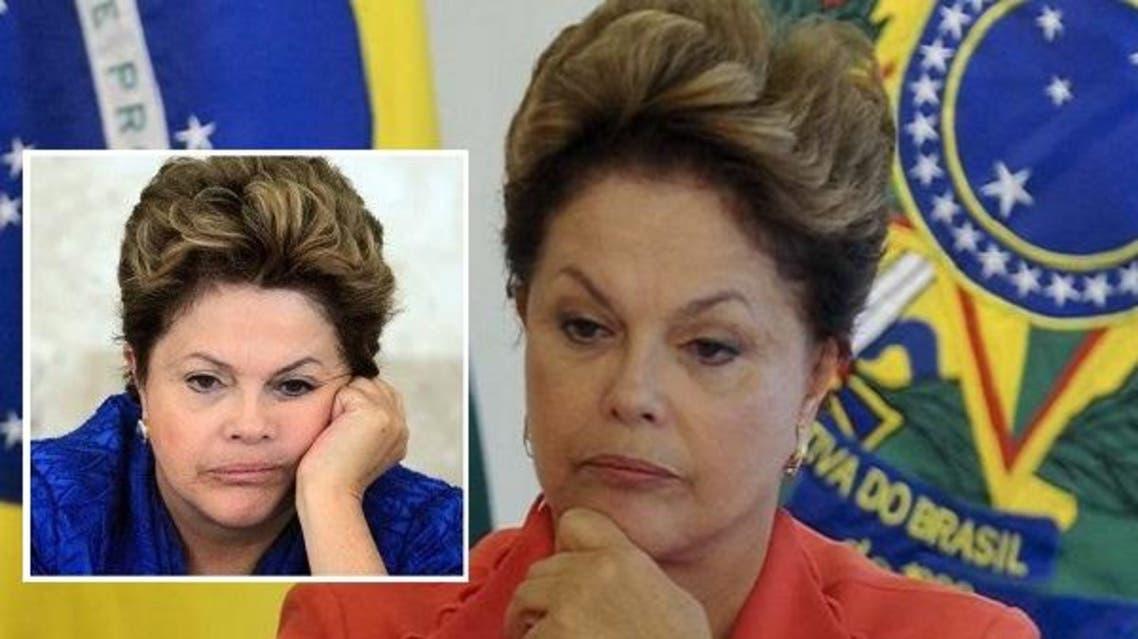 ديلما روسّيف، ثاني رئيس برازيلي تتم تنحيته