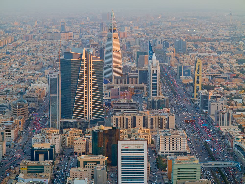 The proposed system being developed by the Saudi government would provide cash to low and middle income Saudis who rely on subsidies. (Shutterstock)
