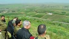 """إسرائيل تعترض """"درون"""" أطلقت من سوريا"""