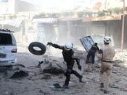 """انتهاء مهلة """"الحر"""" لوقف غارات النظام على حلب"""