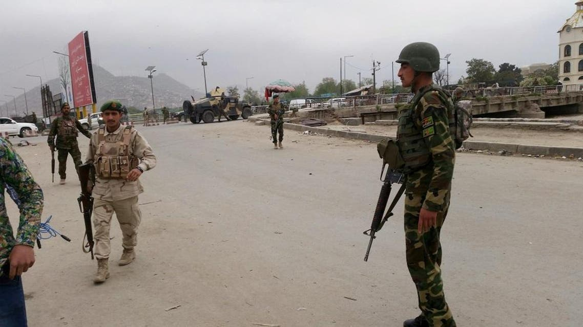 Kunduz, Afghanistan's fifth-largest city, fell briefly to the Taliban last September in the biggest blow to Ghani's government since NATO-led forces ended their combat operations at the end of 2014 (Reuters)
