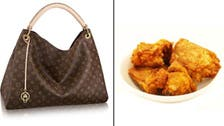 Louis Vuitton cries fowl over branded fried chicken eatery