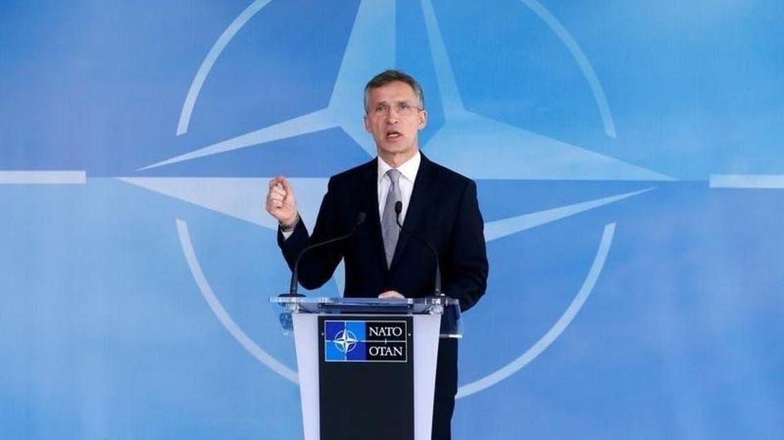 الأمين العام للحلف الأطلسي ينس ستولتنبرغ الناتو ناتو