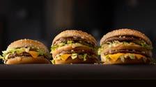 Will you be lovin' it? McDonald's testing bigger and smaller Big Macs