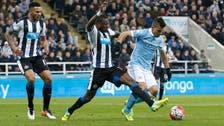 Manchester City's Aguero secures 100th Premier League goal