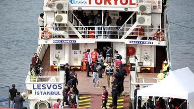 أوروبا تثني على تعاون تركيا وتراجع عدد اللاجئين لليونان