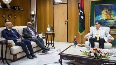 ليبيا.. أول وزير عربي يصل طرابلس