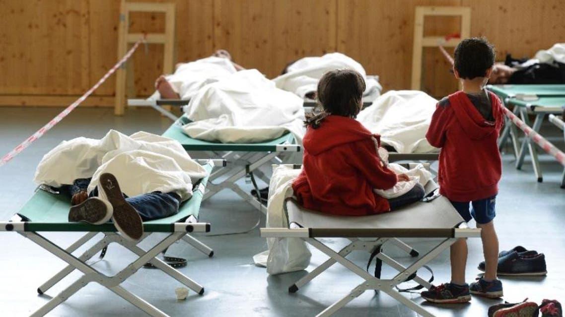 Children, Refugee (AFP)