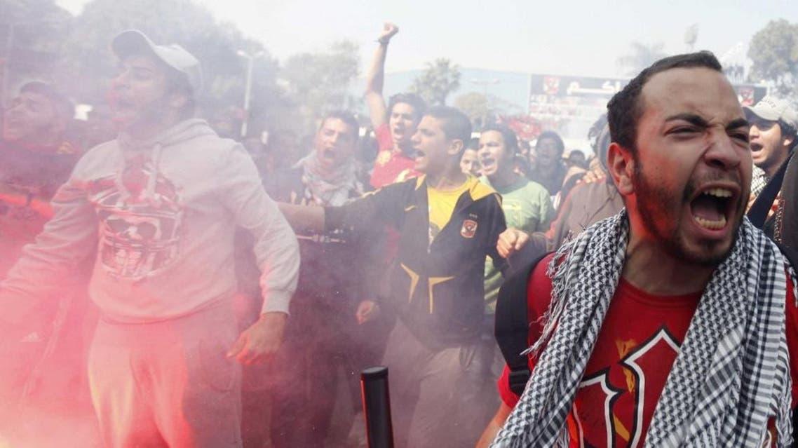 Egypt's Al-Ahly reuters