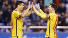Barcelona shows it's still very much alive in Spanish league