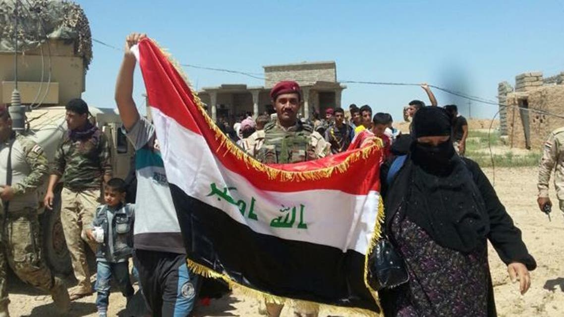 تحرير قرى جنوب الموصل