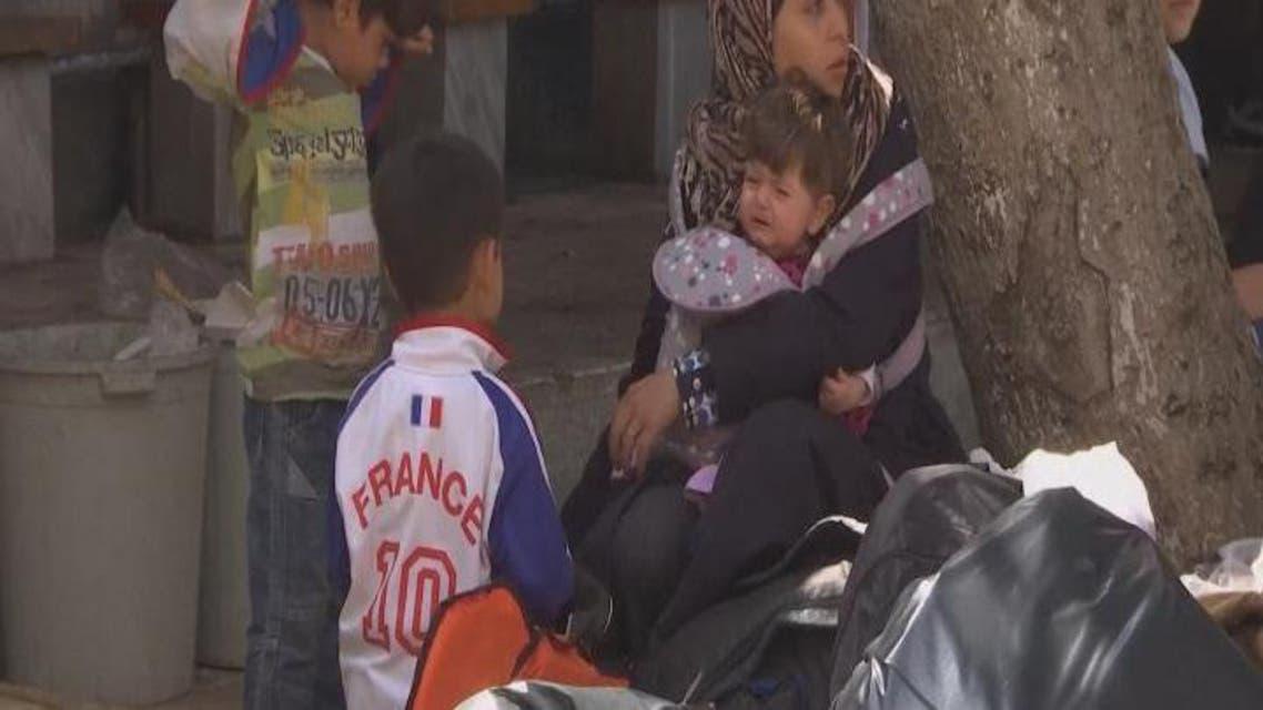 THUMBNAIL_ قلق على مصير آلاف النازحين عن حلب