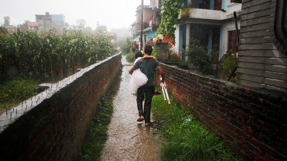Special friendship after Nepal quake