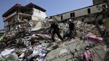Another earthquake hits disaster-stricken Ecuador