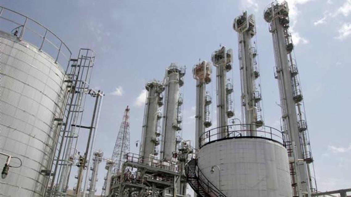 عکس نیروگاه اتمی ایران