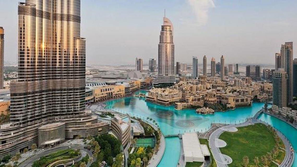 عقارات وسط دبي برج خليفة
