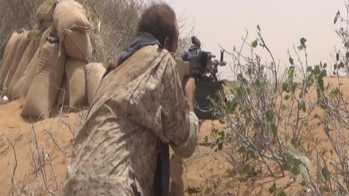 THUMBNAIL_ قوة من الجيش اليمني تتحرك لتطهير أبين من تنظيم القاعدة