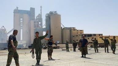 الجيش يواصل حربه على المجموعات الإرهابية شرق ليبيا